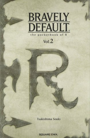 Bravely Default - The Pocketbook of R Vol.2