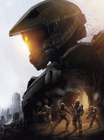 Halo 5: Guardians - Collector's Edition Strategy Guide