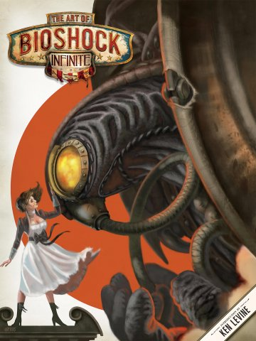 Bioshock - The Art of Bioshock Infinite