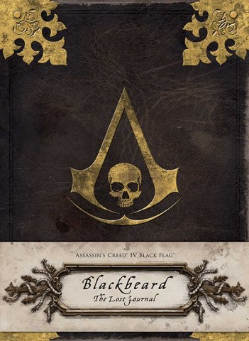 Assassin's Creed IV Black Flag - Blackbeard The Lost Journals