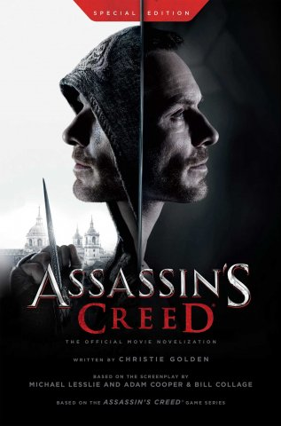 Assassin's Creed - The Official Movie Novelization Special Edition