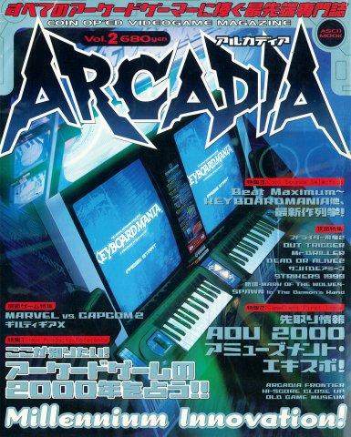 Arcadia Vol.2 February2000