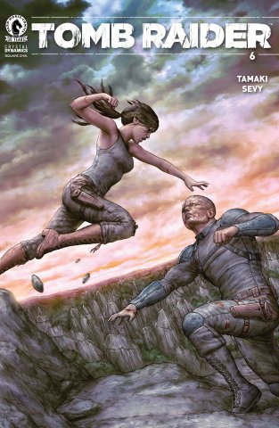 Tomb Raider v2 006 (July 2016)