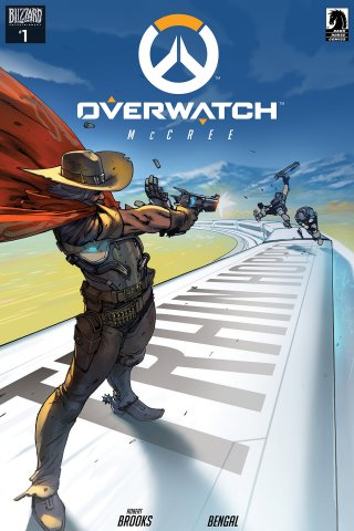 Overwatch 001 (2016)
