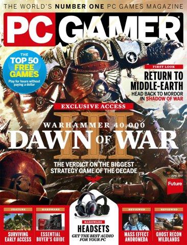 PC Gamer Issue 292 June 2017