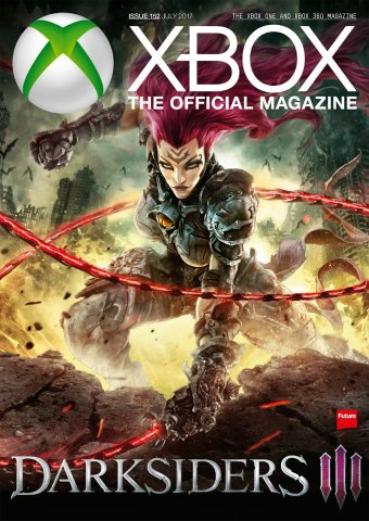 XBOX The Official Magazine Issue 152 July 2017
