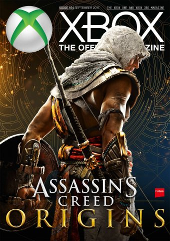XBOX The Official Magazine Issue 154 September 2017