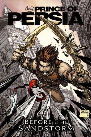 Prince of Persia - Before the Sandstorm TPB