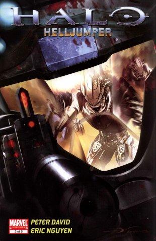 Halo - Helljumper 03 (November 2009)