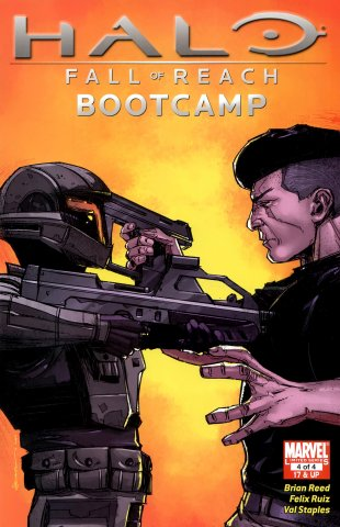 Halo - Fall of Reach - Boot Camp 04 (April 2011)