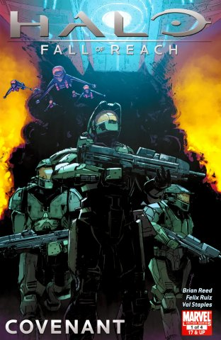 Halo - Fall of Reach - Covenant 01 (June 2011)
