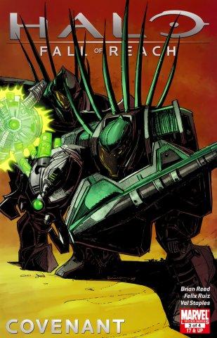 Halo - Fall of Reach - Covenant 03 (November 2011)