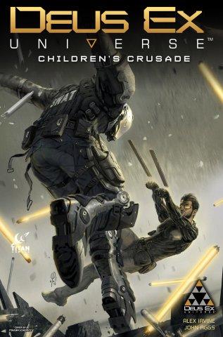 Deus Ex Universe - Children's Crusade 01 (February 2016) (cover a)