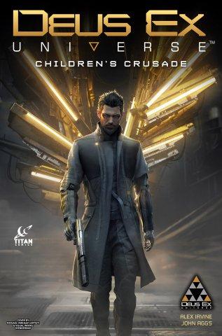 Deus Ex Universe - Children's Crusade 01 (February 2016) (cover b)