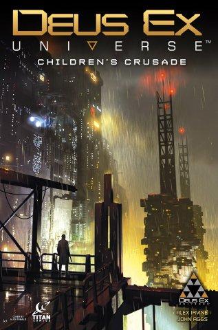 Deus Ex Universe - Children's Crusade 01 (February 2016) (cover c)