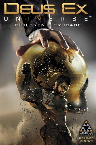 Deus Ex Universe Children's Crusade 02 (April 2016) (cover a)