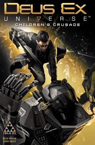 Deus Ex Universe - Children's Crusade 02 (April 2016) (cover a)