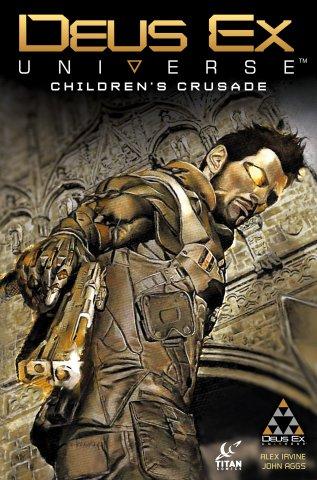 Deus Ex Universe - Children's Crusade 02 (April 2016) (cover c)