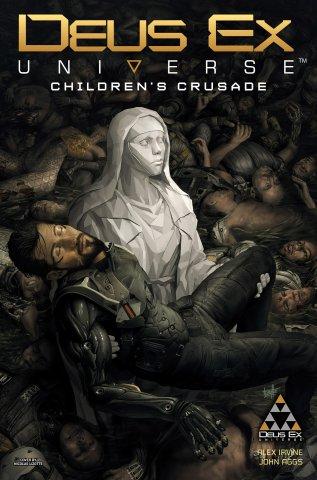 Deus Ex Universe - Children's Crusade 03 (May 2016) (cover a)