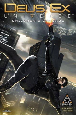 Deus Ex Universe - Children's Crusade 03 (May 2016) (cover b)