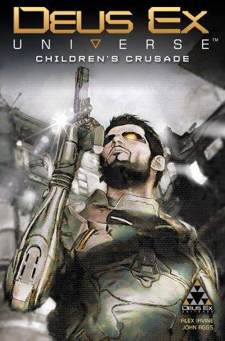 Deus Ex Universe - Children's Crusade 03 (May 2016) (cover c)