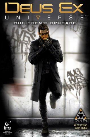 Deus Ex Universe - Children's Crusade 04 (June 2016) (cover b)