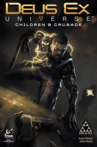 Deus Ex Universe - Children's Crusade 04 (June 2016) (cover c)
