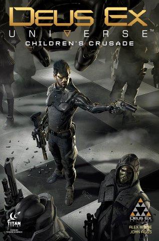Deus Ex Universe - Children's Crusade 05 (July 2016) (cover a)