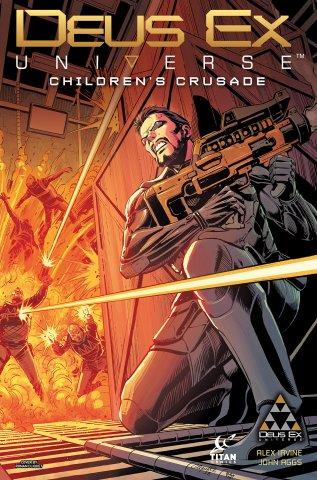 Deus Ex Universe - Children's Crusade 05 (July 2016) (cover c)