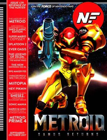 Nintendo Force Issue 029 September/October 2017
