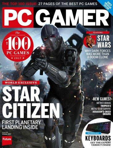 PC Gamer Issue 296 October 2017
