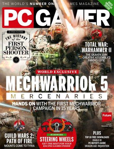 PC Gamer Issue 297 November 2017