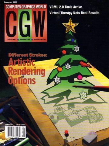 Computer Graphics World Vol. 20 No. 12 (December 1997)