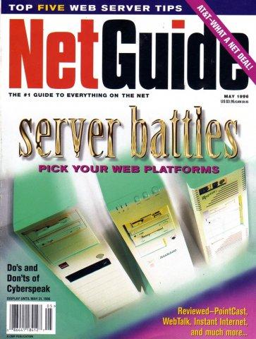 Net Guide Vol. 03 No. 05 (May 1996)
