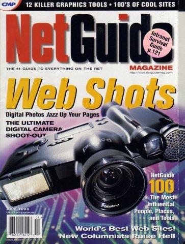 Net Guide Vol. 03 No. 07 (July 1996)