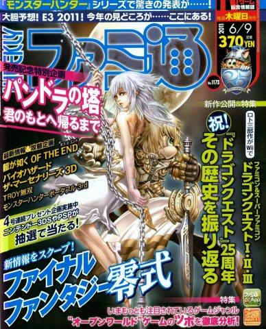 Famitsu 1173 (June 9, 2011)