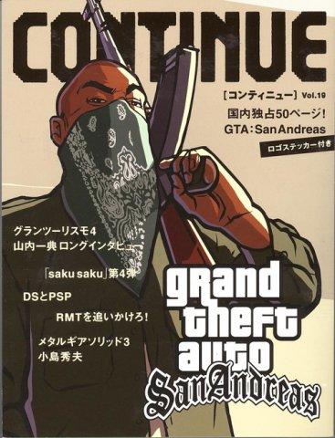 Continue Vol.19 (December 2004)