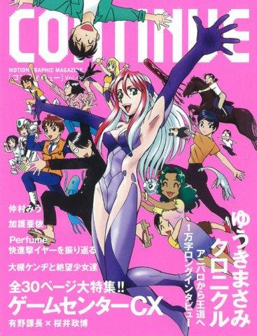 Continue Vol.43 (December 2008)