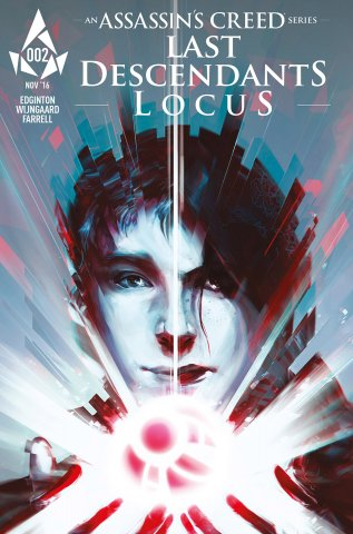 Assassin's Creed: Locus 02 (cover c) (November 2016)