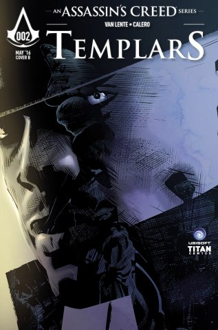 Assassin's Creed: Templars 02 (cover b) (May 2016)