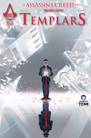 Assassin's Creed: Templars 02 (cover c) (May 2016)