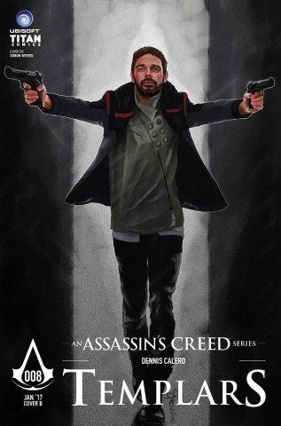 Assassin's Creed: Templars 08 (cover b) (January 2017)