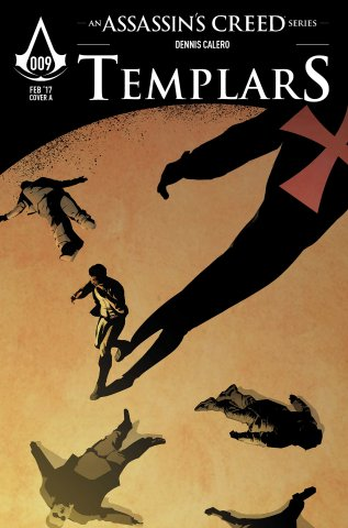 Assassin's Creed: Templars 09 (cover a) (February 2017)