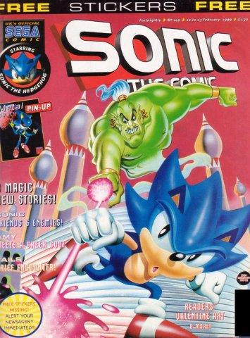 Sonic the Comic 149 (February 10, 1999)
