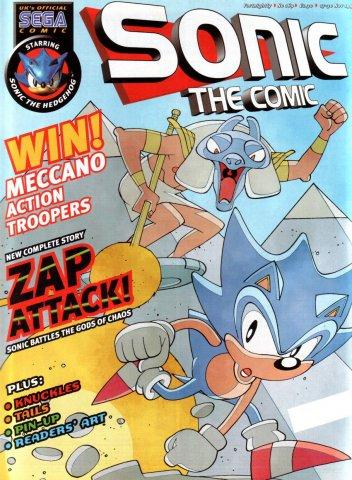 Sonic the Comic 169 (November 17, 1999)