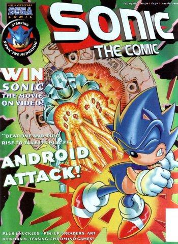 Sonic the Comic 170 (December 1, 1999)