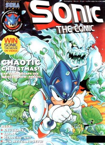 Sonic the Comic 171 (December 15, 1999)