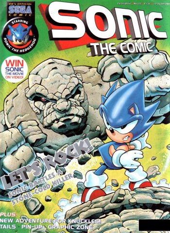Sonic the Comic 172 (January 12, 2000)