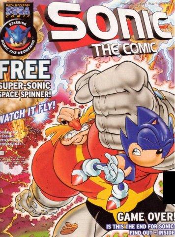 Sonic the Comic 174 (February 9, 2000)