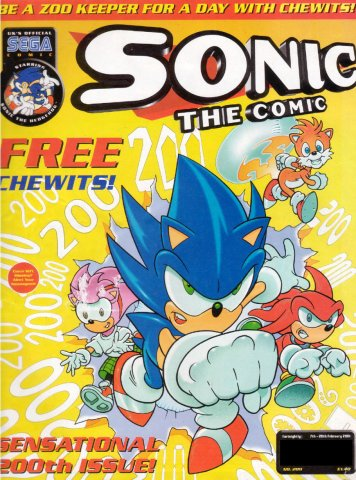 Sonic the Comic (UK)